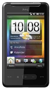 HTC HD - Smartphone libre (S.O. Windows) color negro [importado de Alemania]