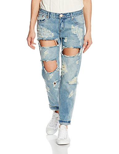 austyn Donna One Baggies Jeans Awesome Teaspoon Blu rWRRq0Ya