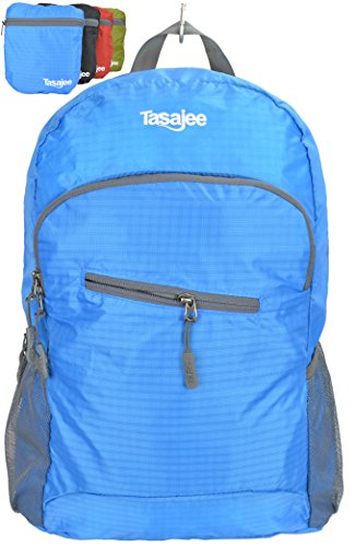 Tasajee Foldable Backpack 25L - Premium Quality Ultralight Pouch Packable - Australia Free Within Shipping