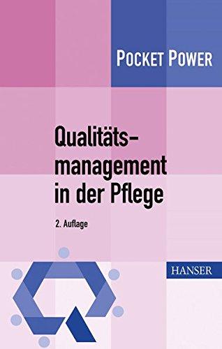 Qualitätsmanagement in der Pflege (Pocket Power) Gebundenes Buch – 6. Juni 2013 Werner Lobinger Julia Haas Horst Groß 3446434550