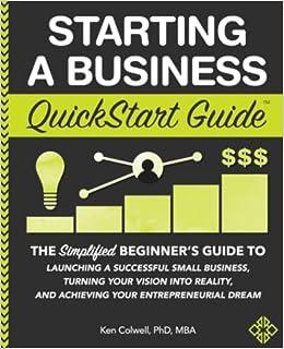 Starting a Business QuickStart Guide