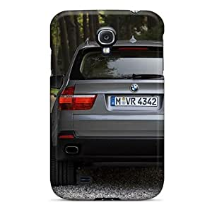 First-class Cases Covers For Galaxy S4 Dual Protection Covers Grey Bmw X5 Rear