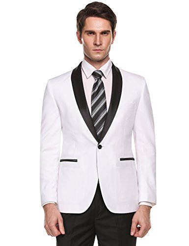 Coofandy Stylish One Button Business Blazers product image