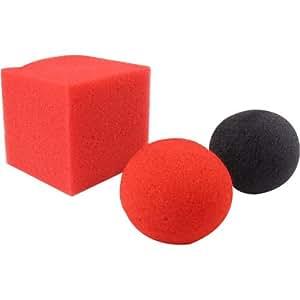 Color Changing Ball to Jumbo Square