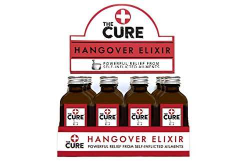 The Cure Hangover Elixir - 12 Count