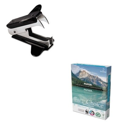 KITDMR2700UNV00700 - Value Kit - DOMTAR PAPER EarthChoice Office Paper (DMR2700) and Universal Jaw Style Staple Remover (UNV00700)