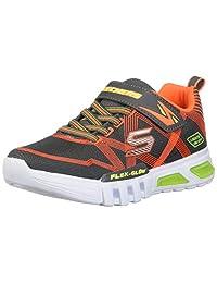 Skechers Boys Flex-Glow Sneakers