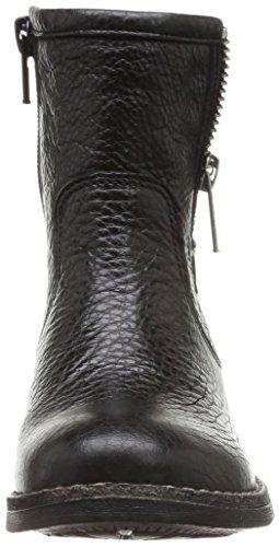 Yep Axelle 1063, Unisex - Kinder Stiefel & Stiefeletten Schwarz - Noir (Cuir Noir)