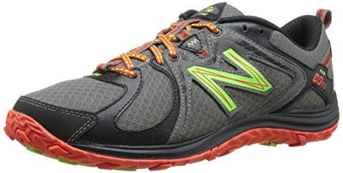 New Balance Men's MO69 Multi-Sport Shoe,Grey/Red,11.5 D US