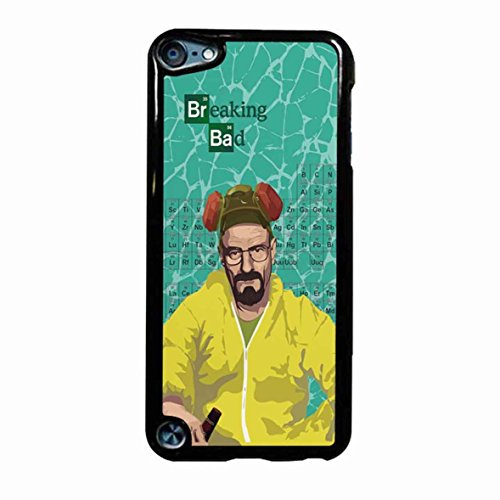 Breaking Bad Walter White Case / Color White Plastic / Device iPod Touch 6