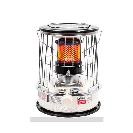 Amazon.com: TS-77 Tamaño compacto queroseno Radiador de ...