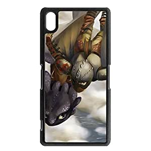 Sony Xperia Z2 Protective Series Anime How to Train Your Dragon Cover Case How to Train Your Dragon Image