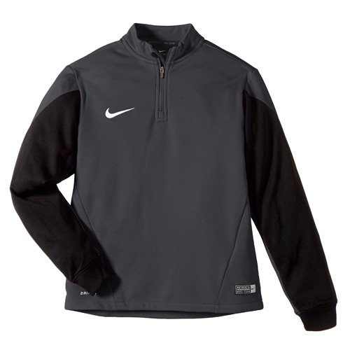 black black Homme 14 Pour Green Green Anthracite Interm diaire Nike Squad Sweat electric gwUqU8