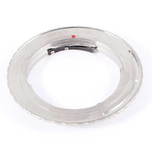 Camera Adapter Ring for Contax Yashica CY C/Y Lens to Canon EOS DSLR