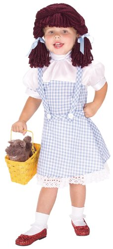 Dorothy Costume - Small (Infant Toto Costume)