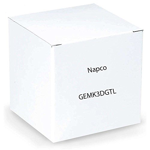 Napco Gemini Digital Keypad - Gemini Panel Security