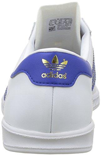 Adidas Hamburg - By9758 Wit-blauw-goud