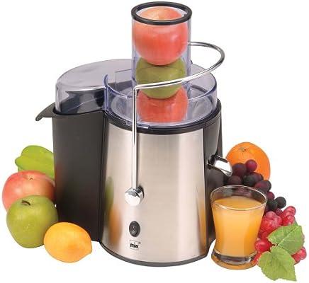 Mia SP2003 - Licuadora de acero inoxidable para frutas enteras ...