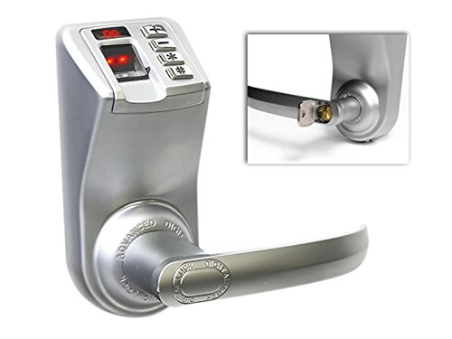 Adel Biometric Lock - ADEL Trinity 788 Fingerprint Door Lock