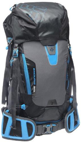 Columbia Endura Black 35 Backpack (Medium), Outdoor Stuffs