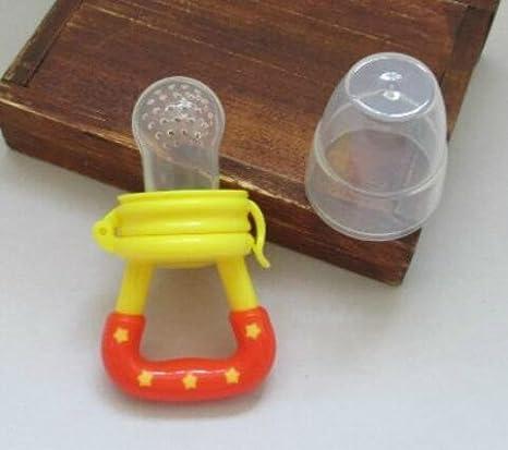 Amazon.com: Biberón Chupetas para bebe bebé alimentador de ...