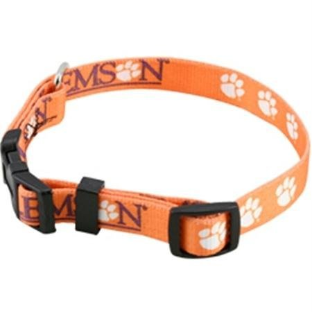 Clemson Tigers Dog Collar - Small