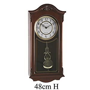 pendulum wall clock westminster chime kitchen home