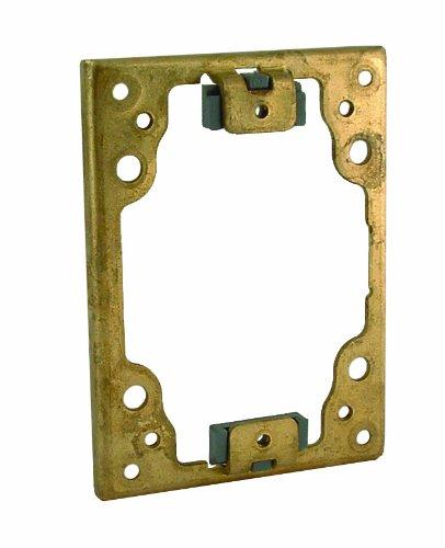 Hubbell Rectangular Floor Box - 3