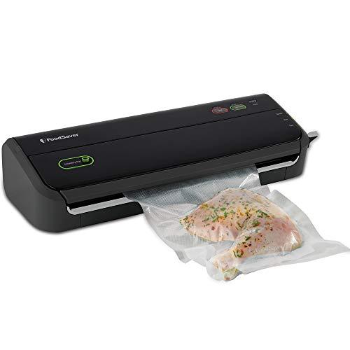 FoodSaver FM2000 Vacuum Sealer Machine with Starter Bags & Rolls