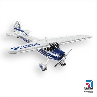 Hallmark Sky's The Limit #11 Cessna 195 2007 QX2377