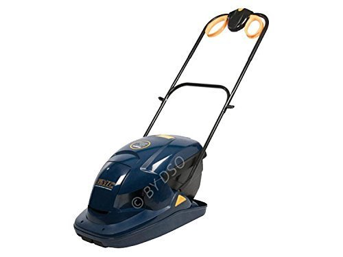 GMC 1500W Hover Collect Lawn Mower 27L SIL155457 by GMC