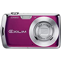 Casio Exilim EX-S5 10MP Digital Camera with 3x Optical Zoom and 2.7 inch LCD (Purple) (OLD MODEL) Noticeable Review Image