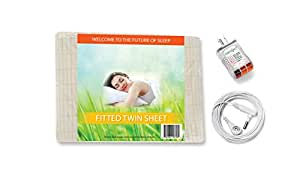 Earthing Fitted Sheet Twin Kit