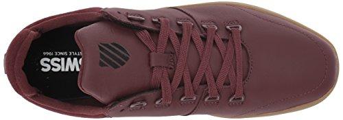 Aero Raisin Trainer SE Men's Swiss Sneaker Rum Gum K qvCwE6Zn