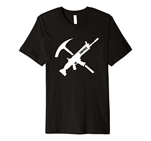 "Mens Fortnite ""Tools of the Trade"" T-Shirt Medium Black"