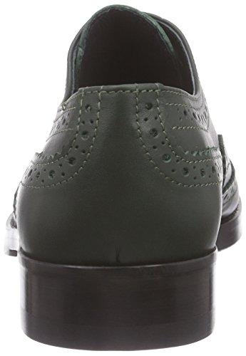 Shoe Verde Mujer Zapato Mentor Mentor Piel Brogue Gr de Brogue axZSEqq1wP