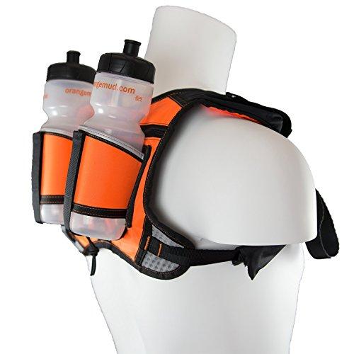 HydraQuiver Double Barrel (Orange)
