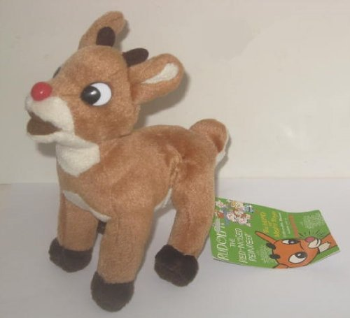 The Nosed Cvs Plush Red 1998 Limited Reindeer Exclusive 6