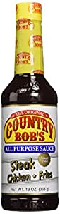 Country Bobs All Purpose Sauce (Pack of 6)