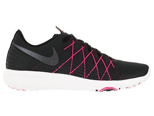 anthrct Negro De hypr Nike Noir Wmns Hmtt Mtlc Flex Fury Femme 2 Chaussures blk Pnk Running wOZzqTXOx