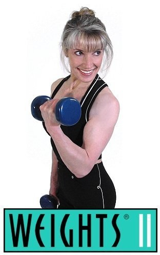 Body Sculpting Weights II - the Intermediate Strength Training Workout DVD that Helps Prevent Osteoporosis