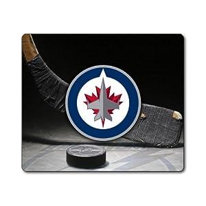 Jets Hockey Large Mousepad Mouse Pad Great Gift Idea Winnipeg