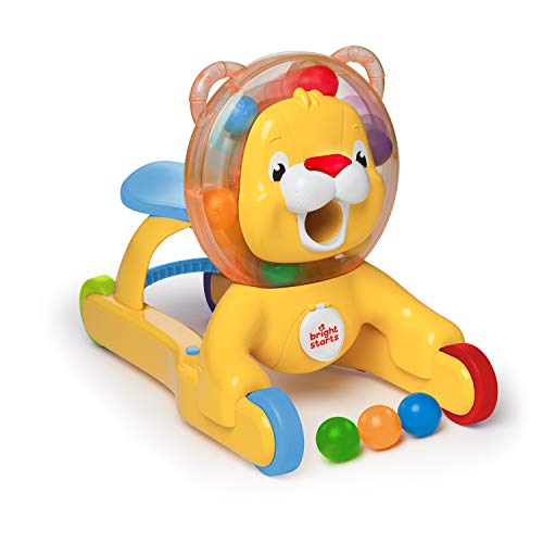 (3-in-1 Step 'n Ride Lion)
