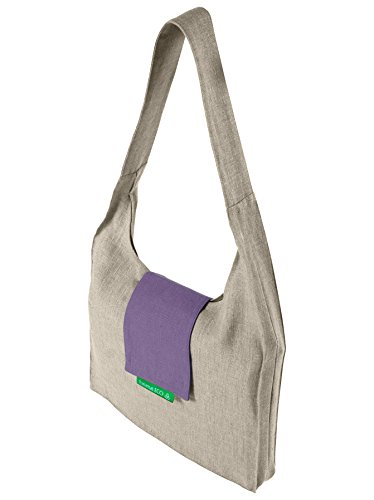 Pranamat Bag Pranamat ECO Lavender ECO Natural Oqwng7Zn4