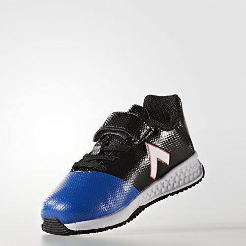 huge discount 300b4 713af adidas RapidaTurf ACE EL I - Botas de fútbolpara niños, Negro - (NEGBAS ...