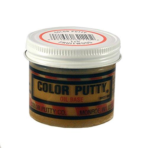 Color Putty Company パテ 1ポンド瓶 ホワイト 3.68 oz 110 1 B009YO3E10 3.68 oz|Fruitwood Fruitwood 3.68 oz