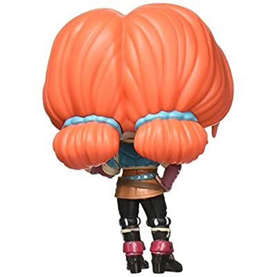 Funko POP Games: The Witcher-Triss Action Figure: Funko Pop! Games:: Toys & Games