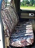 60 40 seat cover camo - Durafit Seat Covers, F471-DS1-C-Ford F150 Super Crew Rear 60/40 Split Back and Bottom Bench with Adjustable Headrests Seat Covers in DS1 Camo Endura