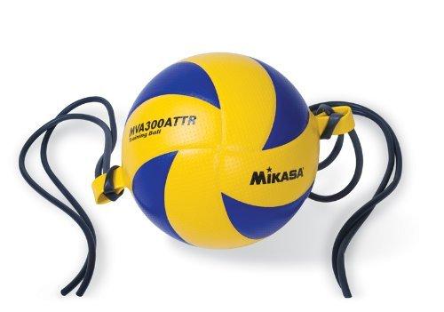 Mikasa Pelota de volleyball con cobertor de microfibra rizado