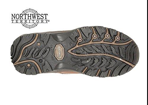 Northwest Territory - Botas de senderismo de Piel para mujer marrón marrón marrón